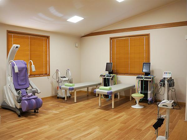 【画像】リハビリ室